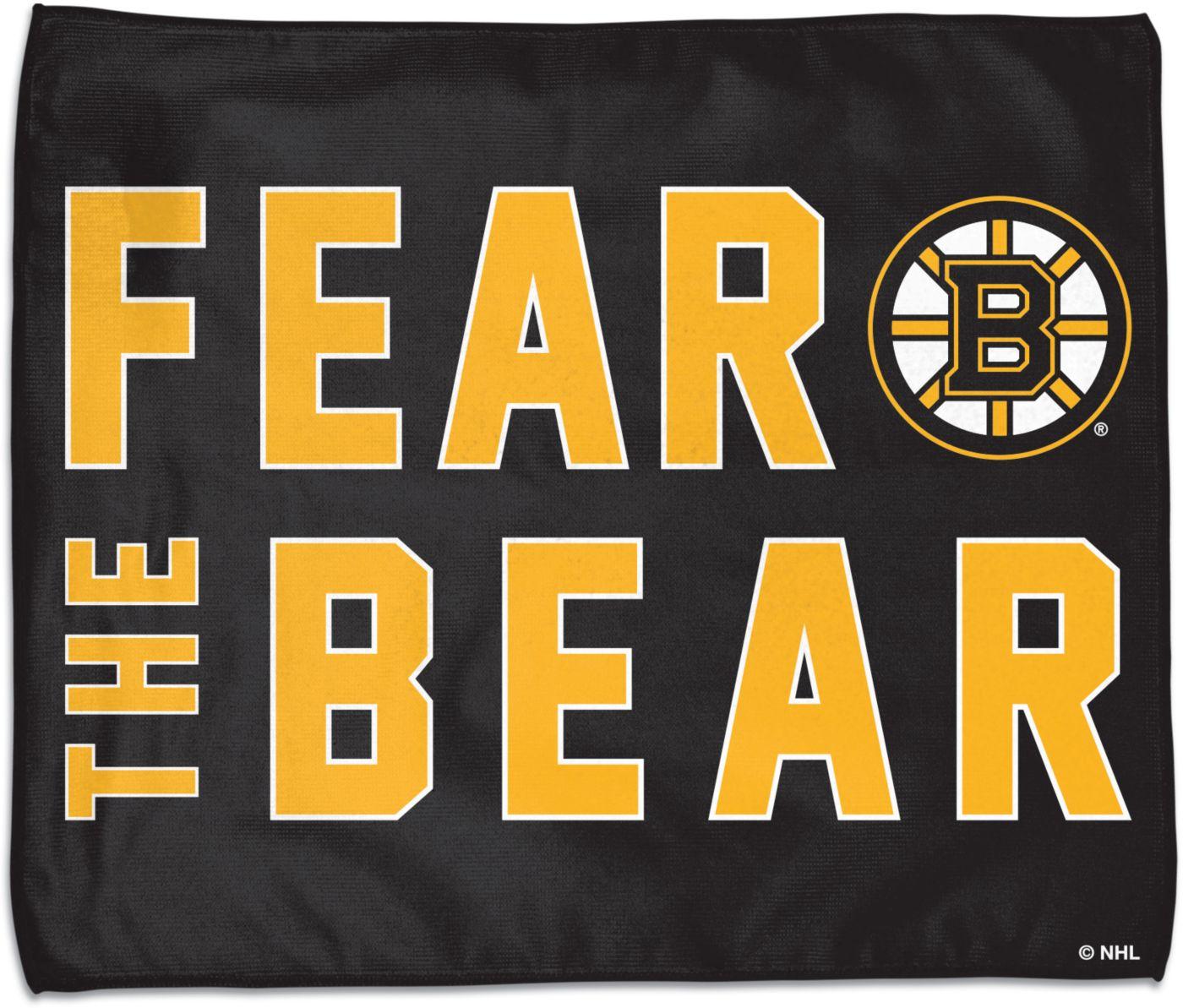 WinCraft Boston Bruins Rally Towel