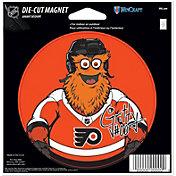 "WinCraft Philadelphia Flyers 5""x5"" Die-Cut Magnet"