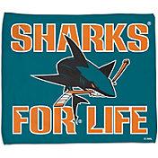 WinCraft San Jose Sharks Rally Towel