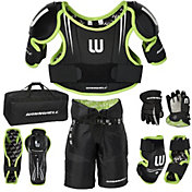 Winnwell Youth NXT Starter Hockey Gear Kit