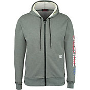 Wolverine Men's Flame Resistant Graphic Full Zip Hoodie