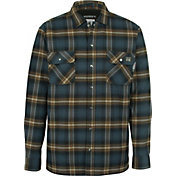 Wolverine Men's Fire Resistant Plaid Jacket