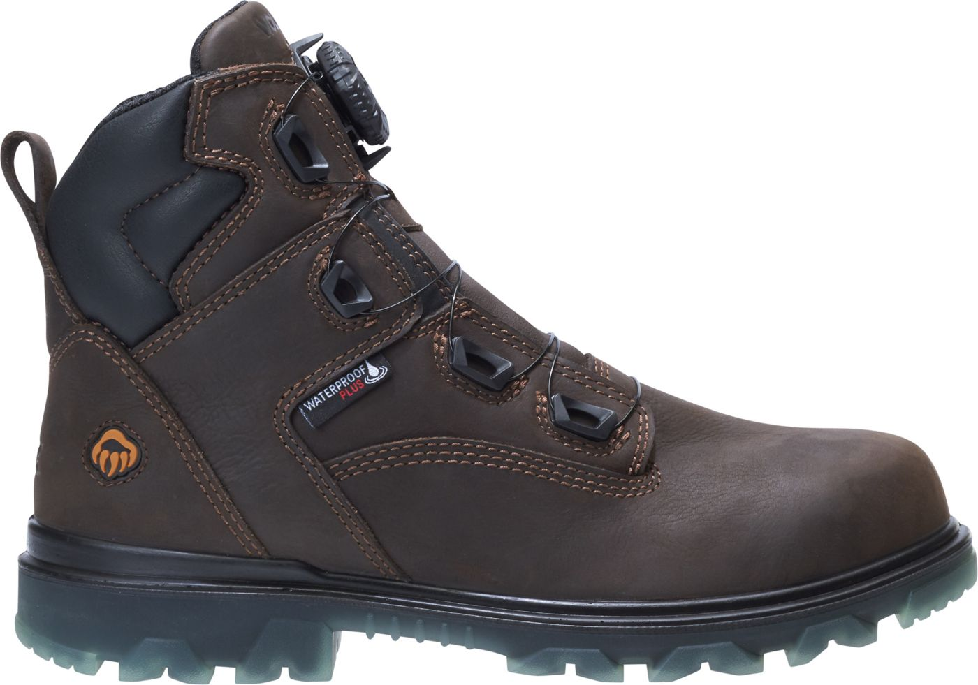Wolverine Men's I-90 EPX BOA Waterproof Composite Toe Work Boots