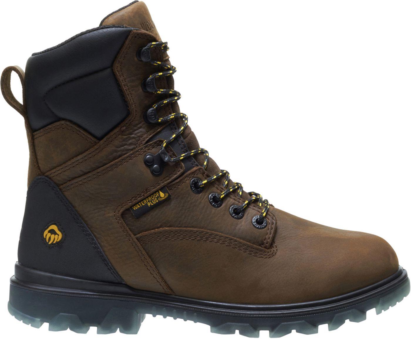 Wolverine Men's I-90 EPX 8'' 400g Waterproof Work Boots