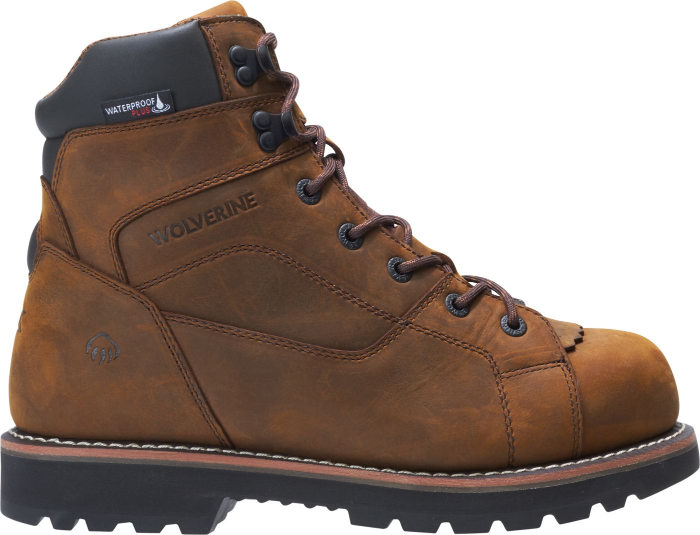 Wolverine Men's Blacktail 600g Waterproof Work Boots