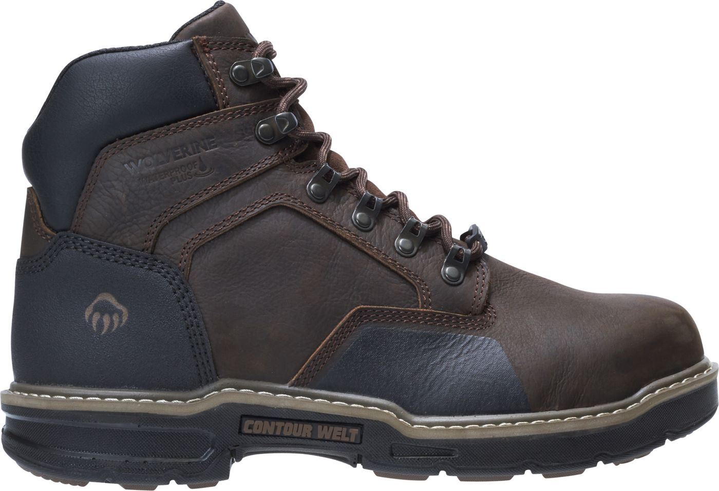 Wolverine Men's Bandit 6'' 400g Waterproof Composite Toe Work Boots