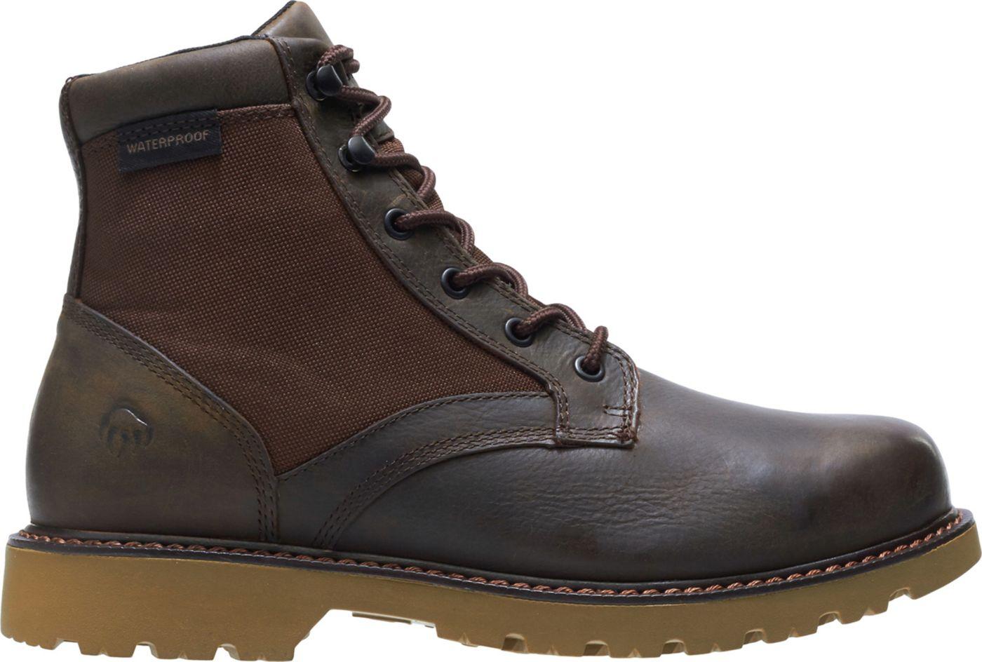 Wolverine Men's Field Boot Waterproof Hiking Boots