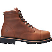 Wolverine Men's Journeyman 6'' Waterproof Work Boots