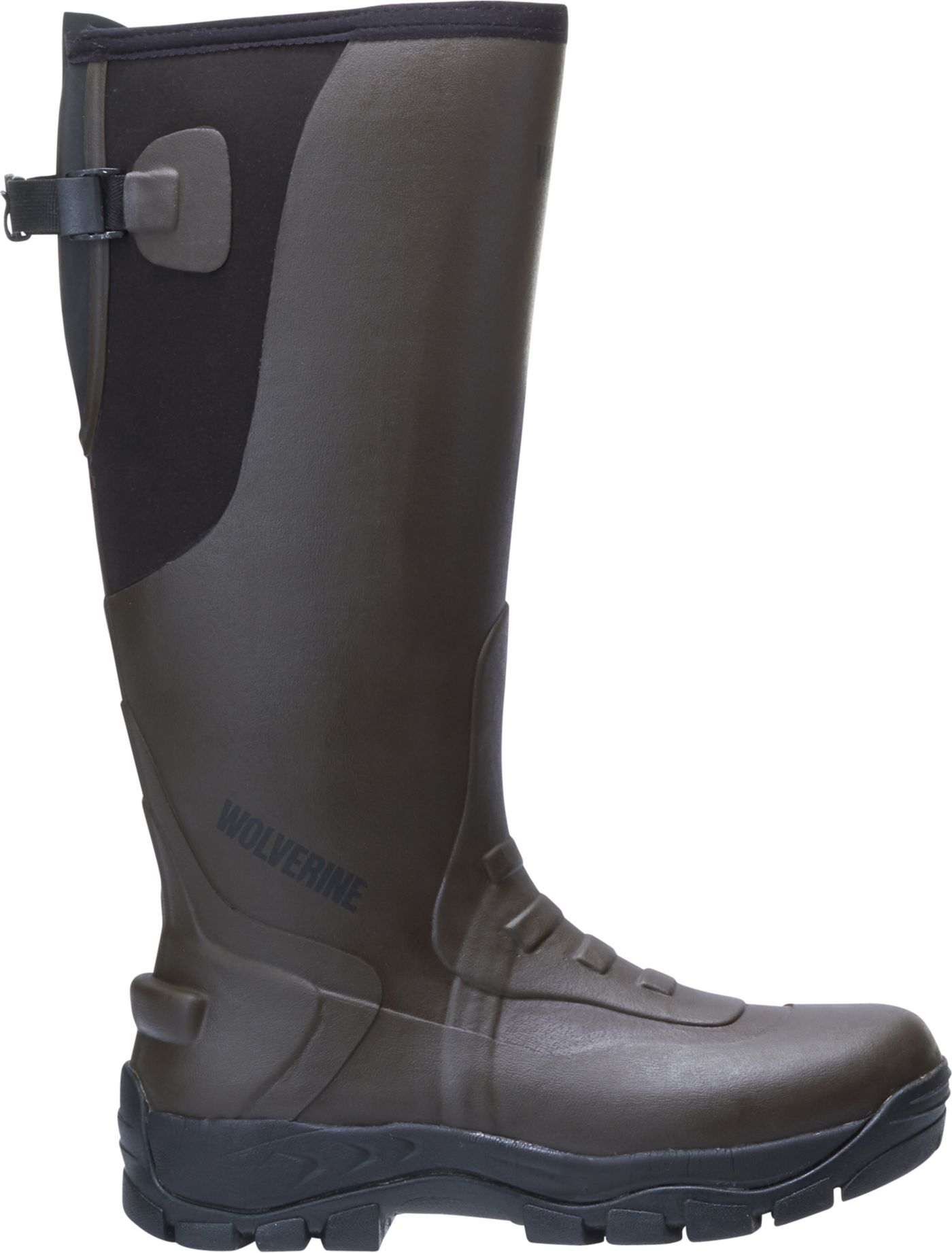 Wolverine Men's Marsh Insulated Rubber Hunting Boots