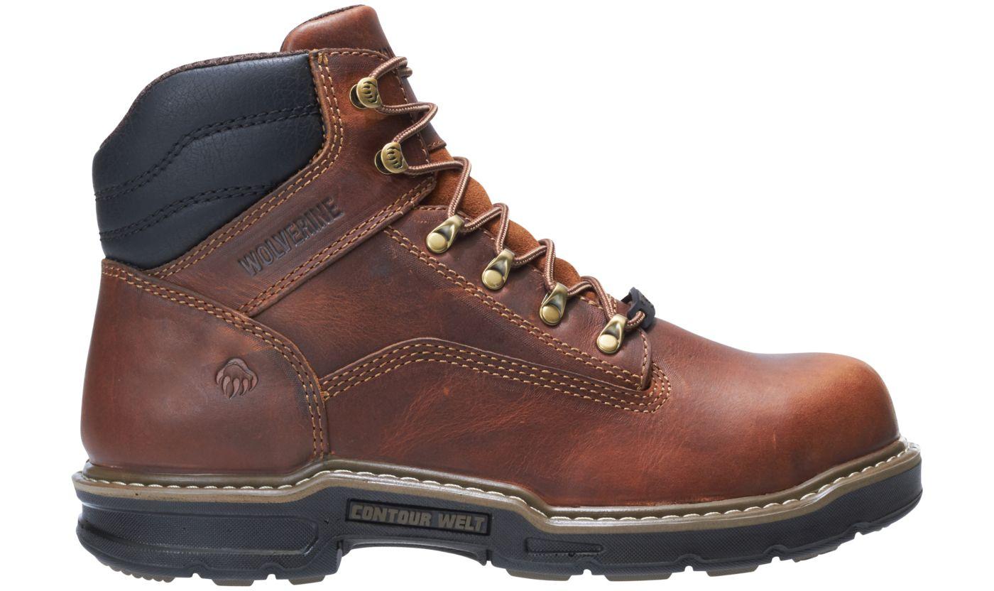 Wolverine Men's Raider II 6'' Work Boots