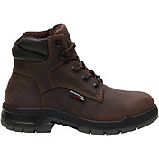 Wolverine Men's Rampart USA 6'' Waterproof Work Boots