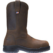 Wolverine Men's Rampart USA Wellington Waterproof Work Boots