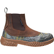 Wolverine Men's Yak Chelsea Waterproof Field Hunting Boots