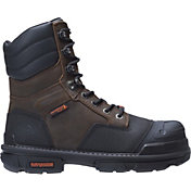Wolverine Men's Yukon 8'' Waterproof Composite Toe Work Boots