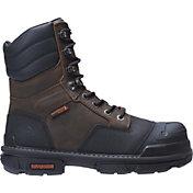 Wolverine Men's Yukon 8'' Waterproof Composite Toe Work Boots