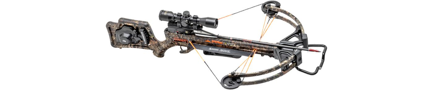 Wicked Ridge Ranger X2 Crossbow Package - 330 fps