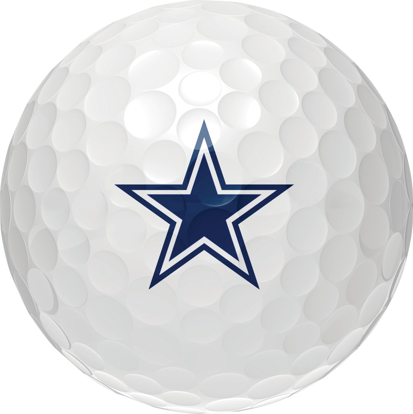 Wilson Staff Duo Soft Dallas Cowboys Golf Balls