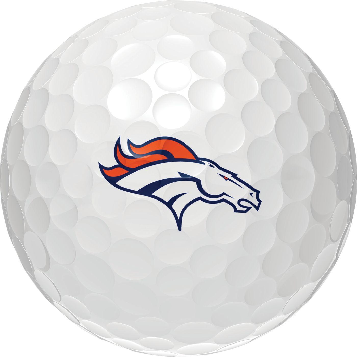 Wilson Staff Duo Soft Denver Broncos Golf Balls