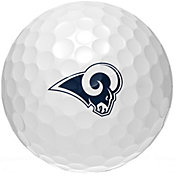 Wilson Staff Duo Soft Los Angeles Rams Golf Balls