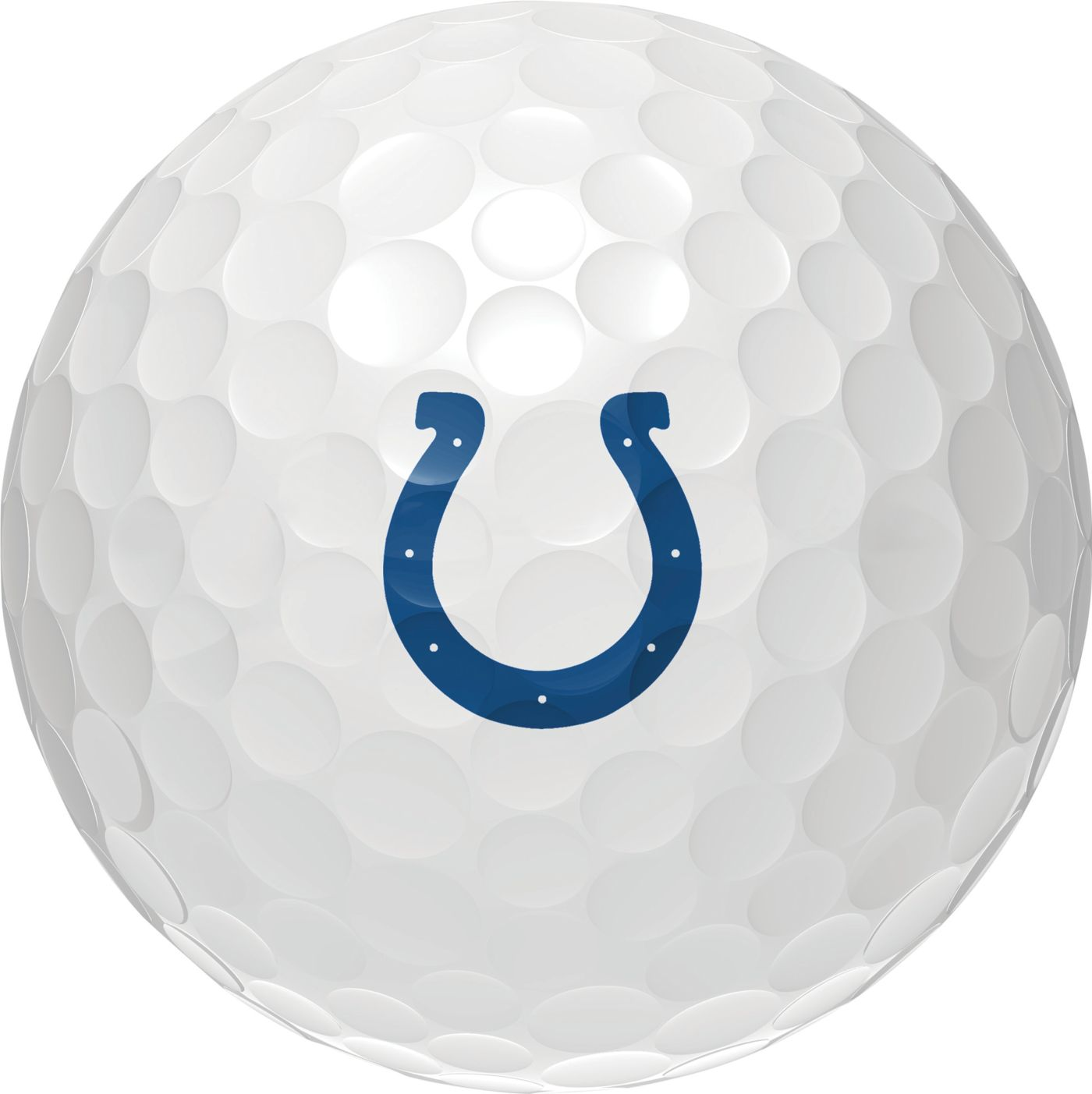 Wilson Staff Duo Soft Indianapolis Colts Golf Balls