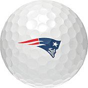 Wilson Staff Duo Soft New England Patriots Golf Balls