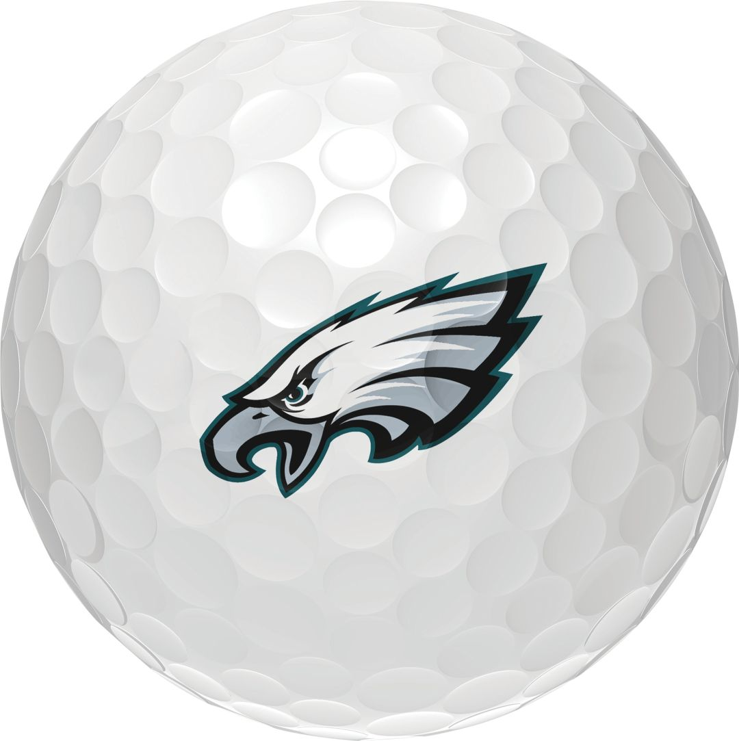 on sale f2691 2667d Wilson Staff Duo Soft Philadelphia Eagles Golf Balls