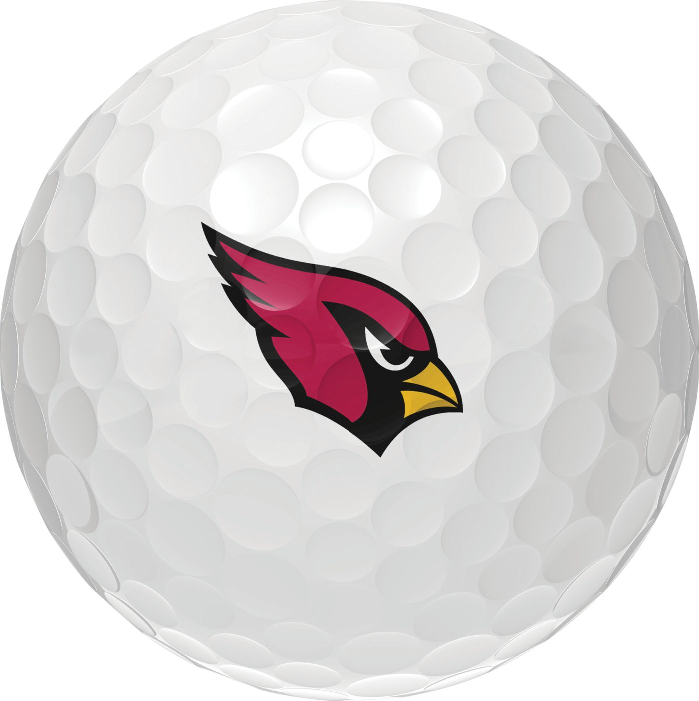 Wilson Staff Duo Soft Arizona Cardinals Golf Balls