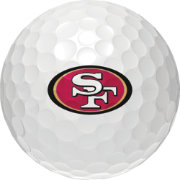Wilson Staff Duo Soft San Francisco 49ers Golf Balls