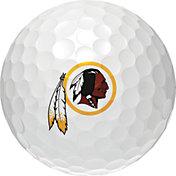 Wilson Staff Duo Soft Washington Redskins Golf Balls