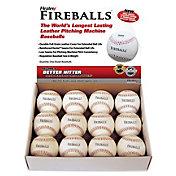 Heater Fireball Leather Baseballs - 12 Pack