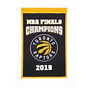 Winning Streak Sports 2019 NBA Champions Toronto Raptors Championship Banner