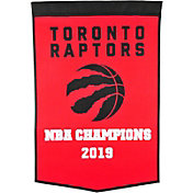 Winning Streak Sports 2019 NBA Champions Toronto Raptors Dynasty Banner