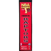 Winning Streak Sports 2019 NBA Champions Toronto Raptors Heritage Banner