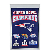 Winning Streak Sports Super Bowl LIII Champions New England Patriots Championship Banner