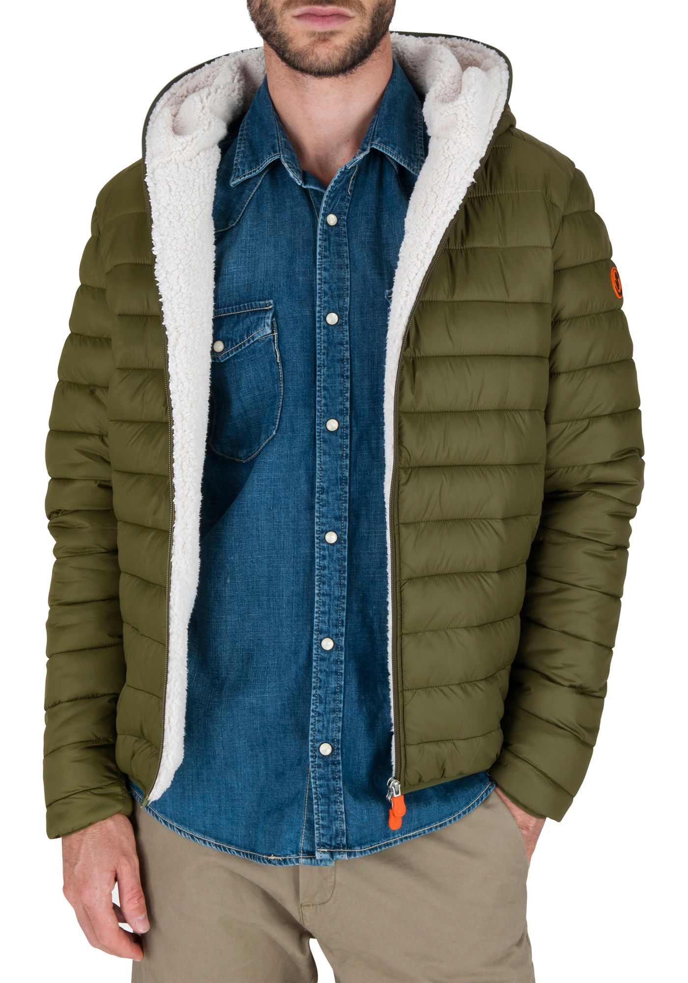 Save The Duck Men's Giga Down Jacket