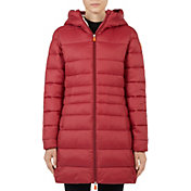 Save The Duck Women's Giga Hooded Winter Jacket