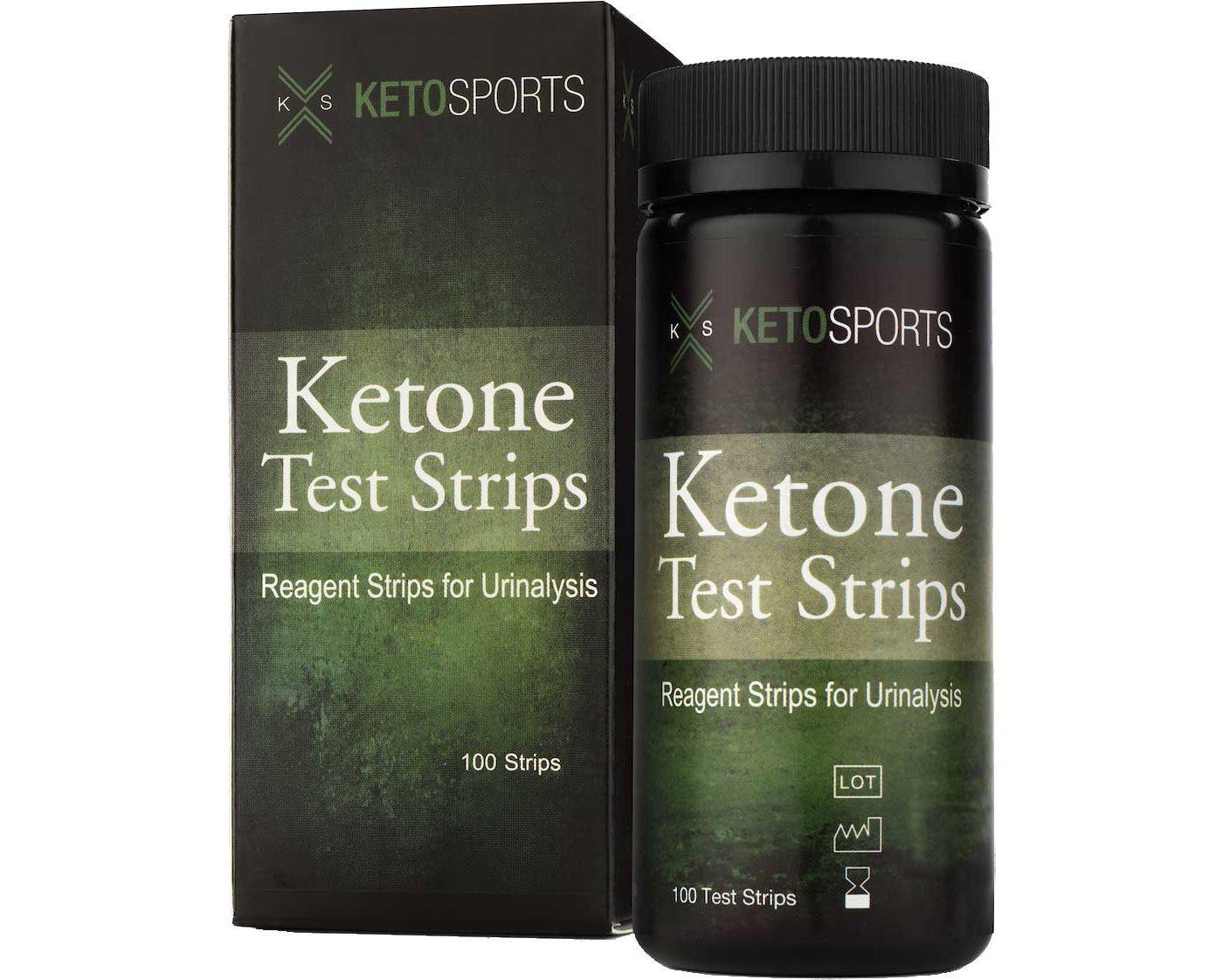 KetoSports Keto Test Strips