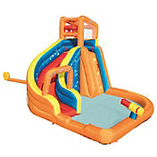 H2O-GO Turbo Splash Inflatable Water Park