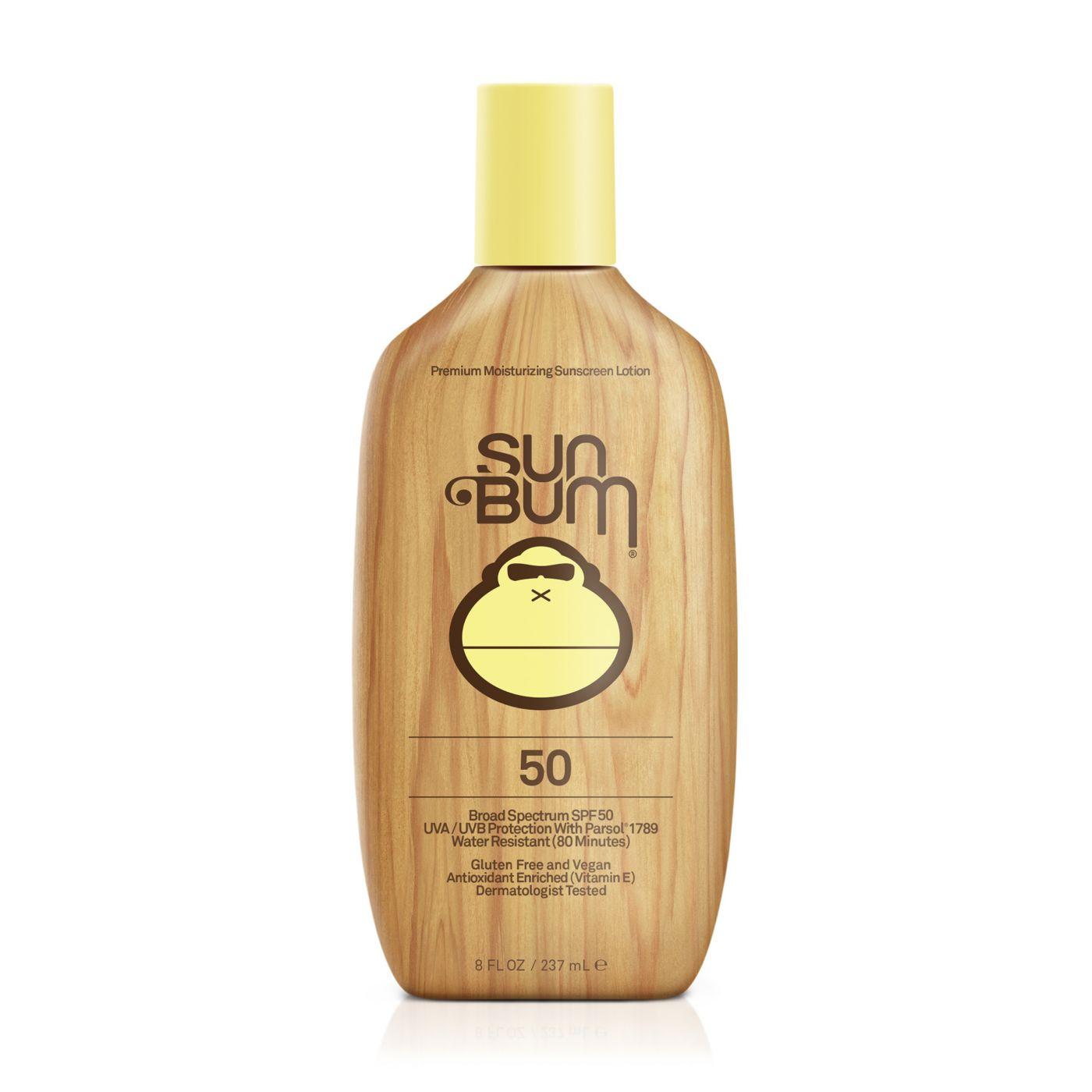 Sun Bum Original SPF 50 Sunscreen Lotion