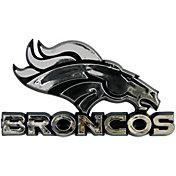 Team Promark Denver Broncos Chrome Emblem