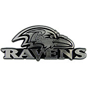 Team Promark Baltimore Ravens Chrome Emblem