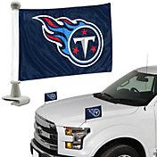Team Promark Tennessee Titans Car Flag Pair