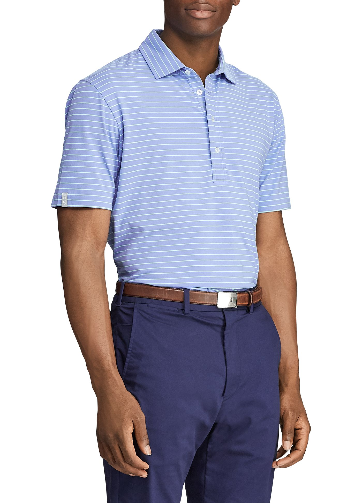 Polo Golf Men's Vintage Lisle Golf Polo