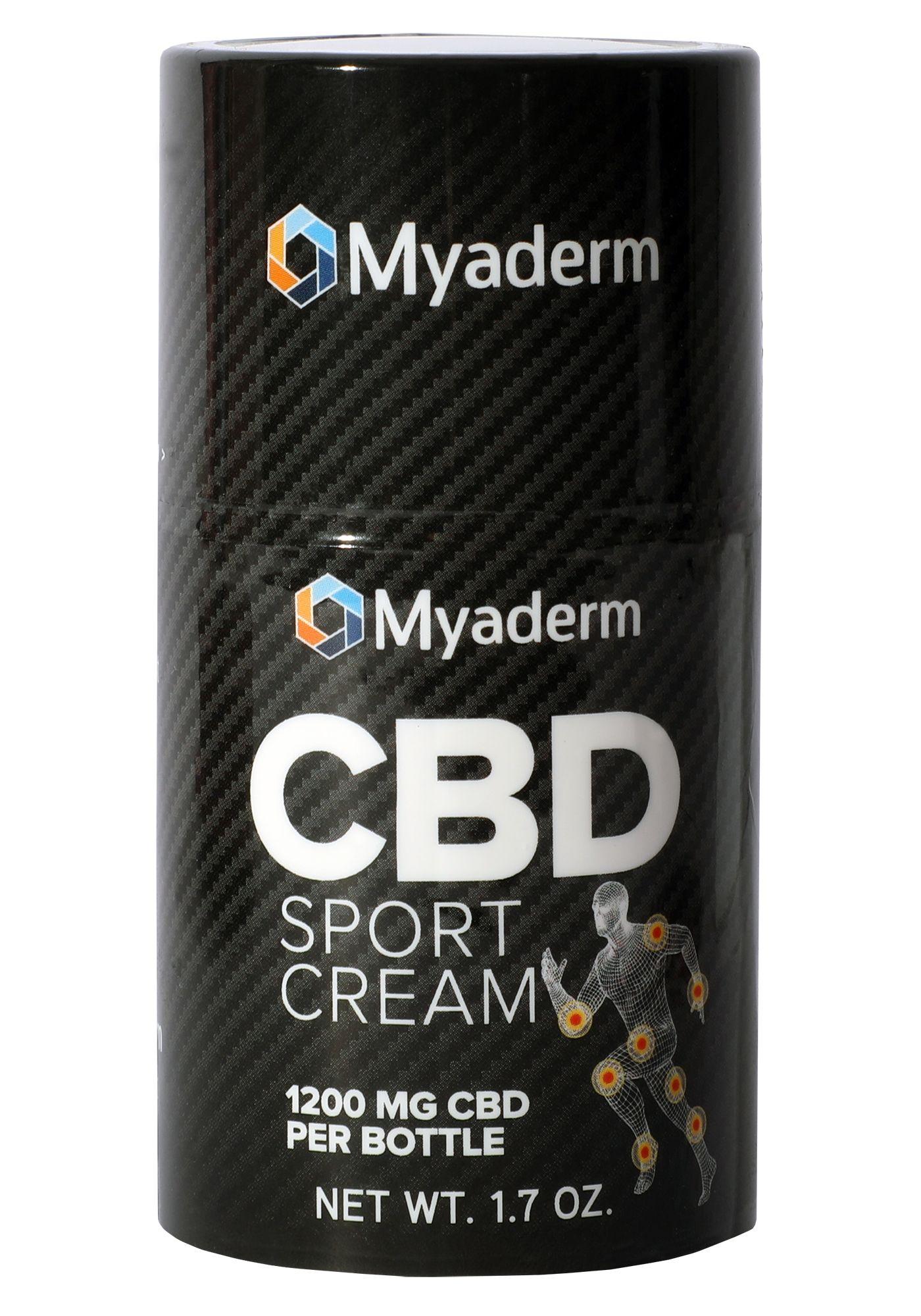 Myaderm CBD Sports Cream 1.7oz