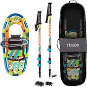 Yukon Charlie's Youth Sno-Bash Snowshoe Kit