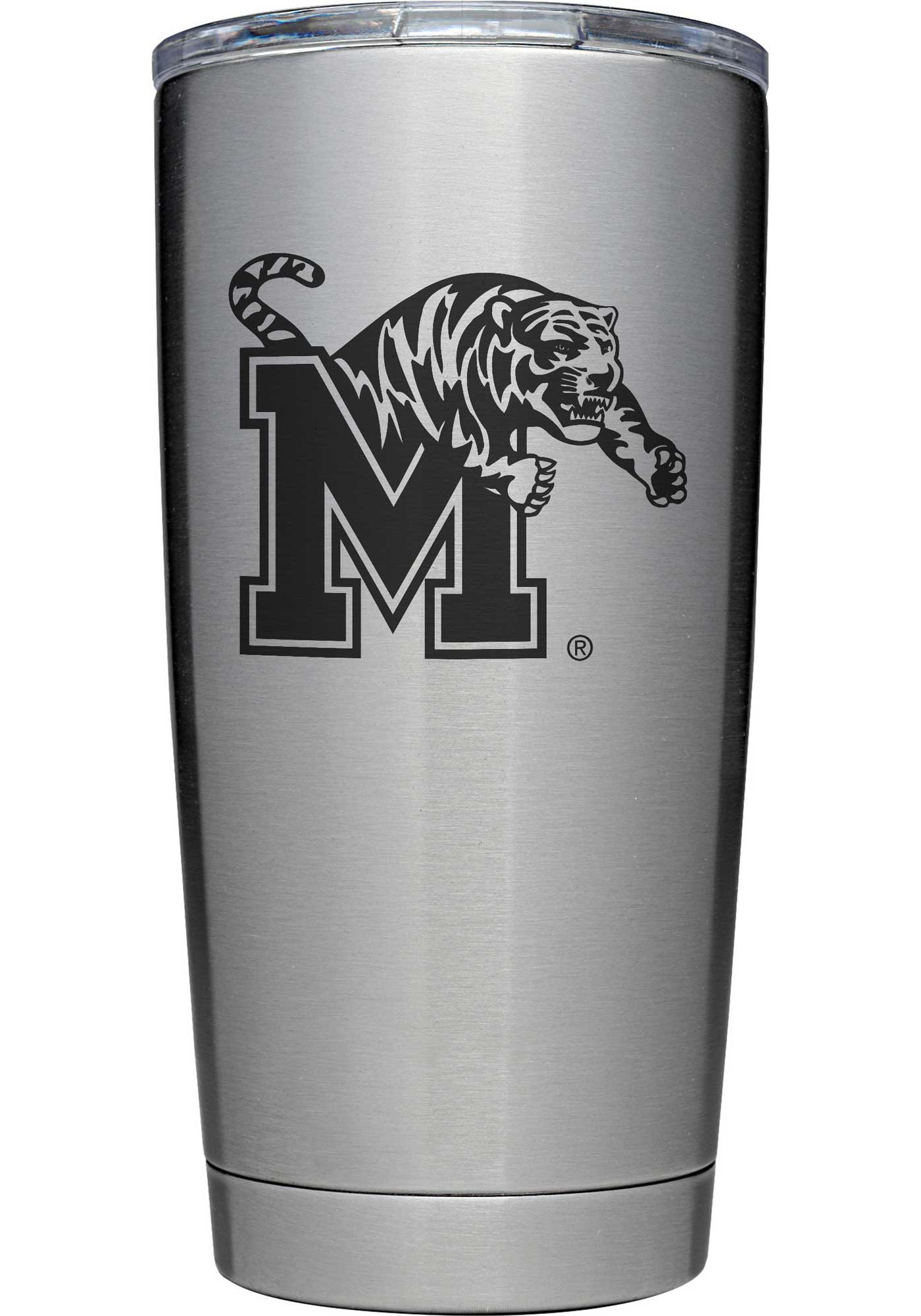 YETI Memphis Tigers 20 oz. Rambler Tumbler with MagSlider Lid