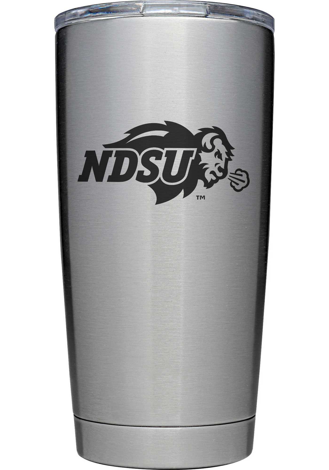 YETI North Dakota State Bison 20 oz. Rambler Tumbler with MagSlider Lid
