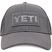 YETI Grey on Grey Trucker Hat