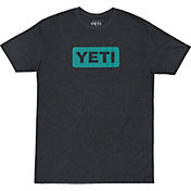 YETI Men's Logo Badge T-Shirt