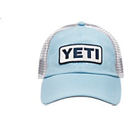 YETI Sky Blue Trucker Hat